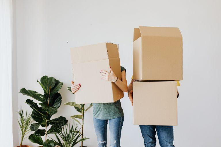 Verhuizen